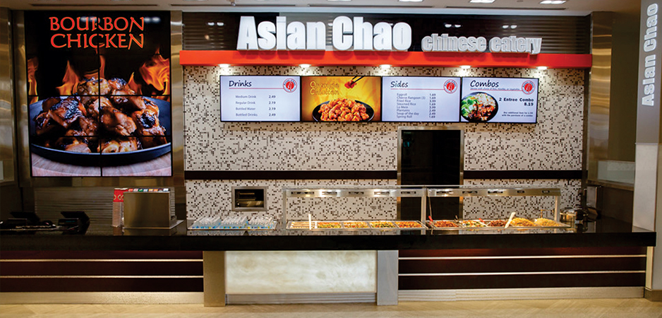 Front Asian Chao Chinese Eatery restaurant